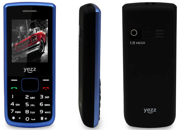 Yezz Clasico YZ300   Full Mobile Phone Specifications  Price