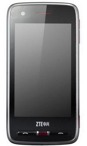 ZTE Bingo Touchscreen Brew Phone Detailed   GSMDome
