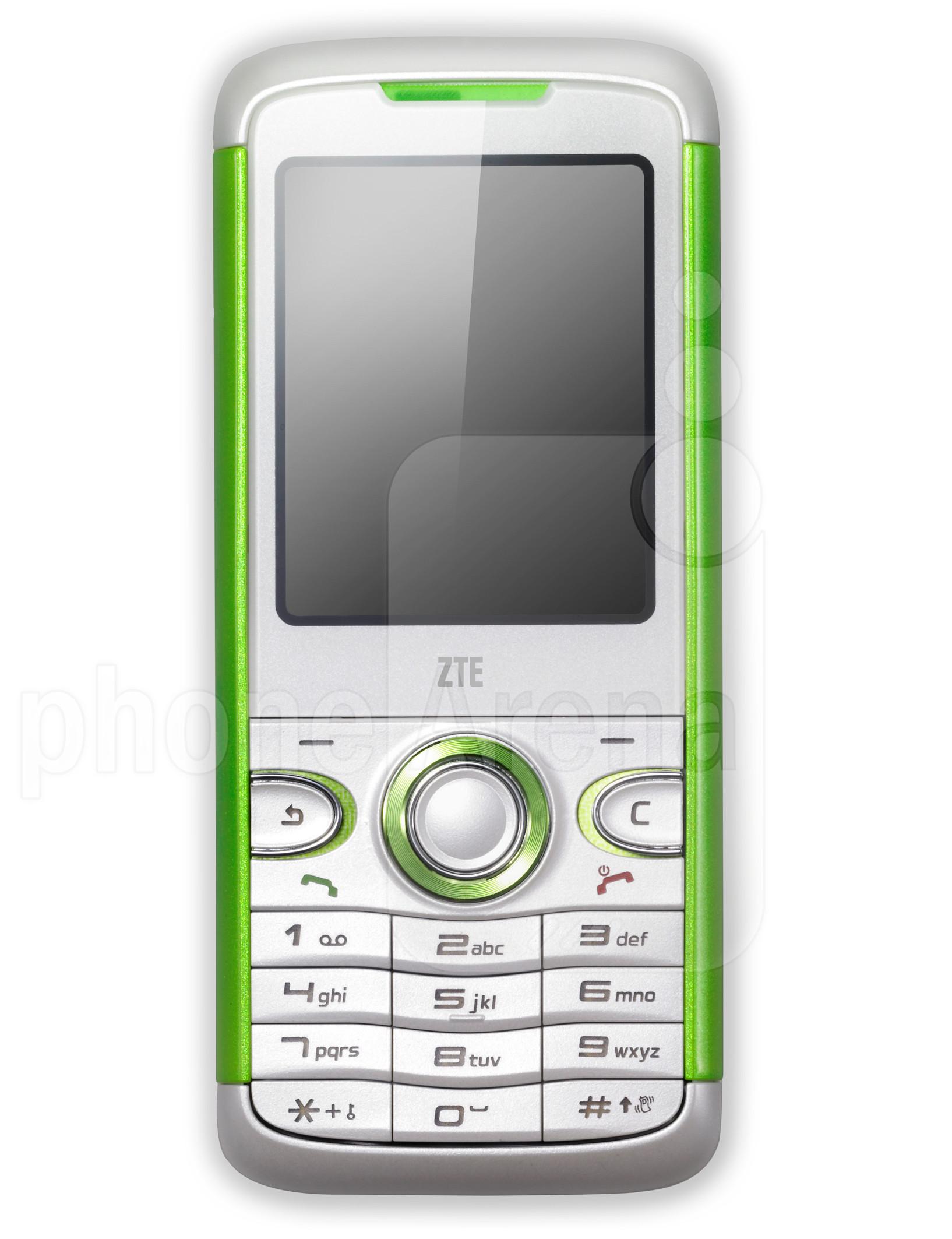 ZTE F100 specs