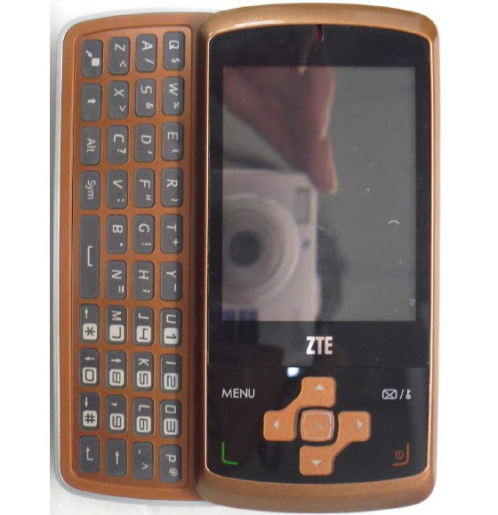 Interesting MTV branded ZTE F870E passes the FCC   Unwired View