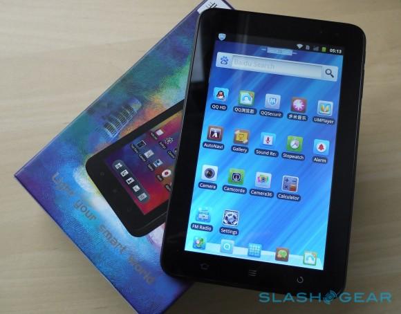 ZTE Light Tab 2 hands on   SlashGear