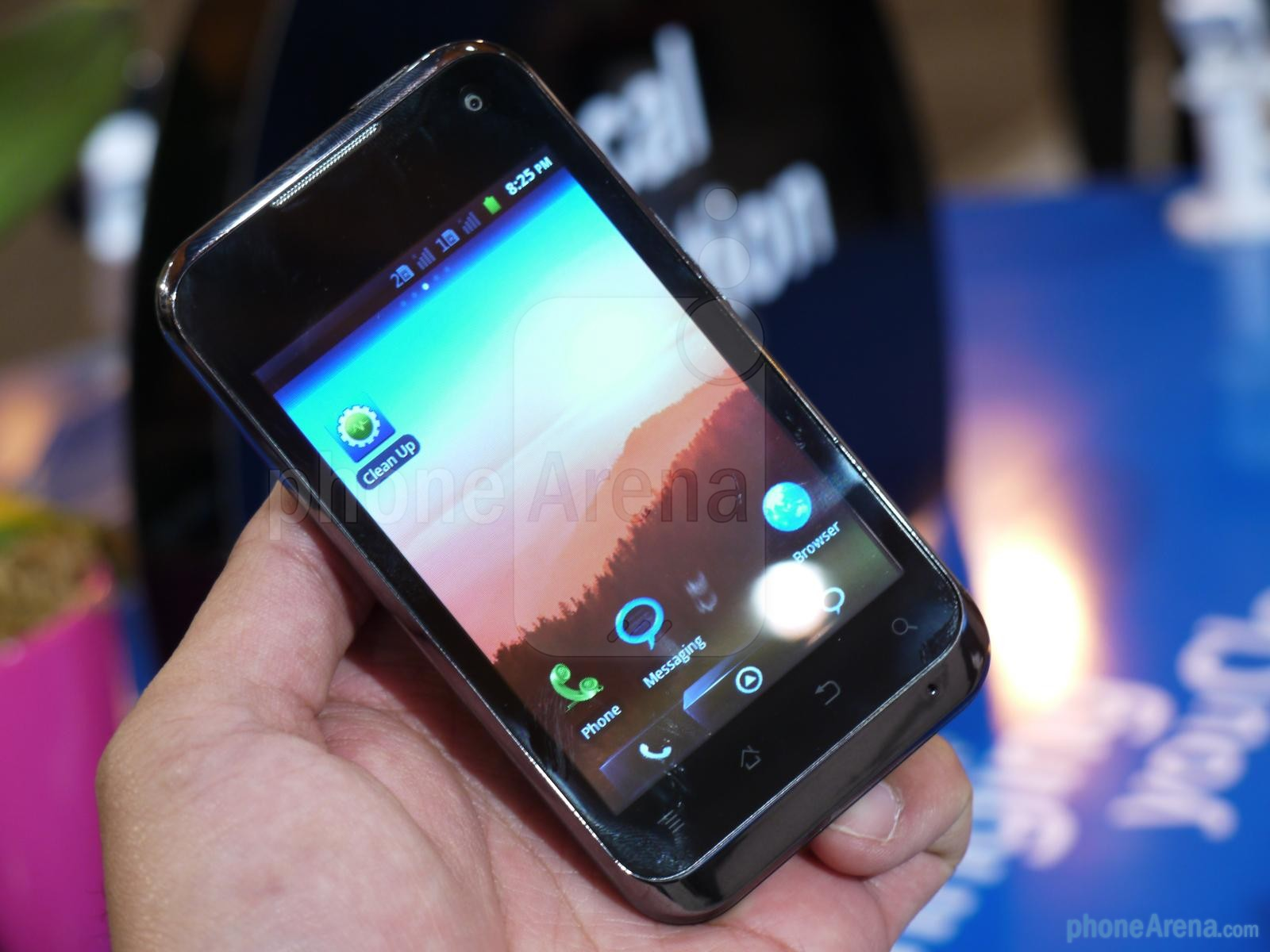 ZTE Nova 3 5 hands on   AlienSmart