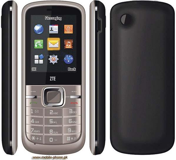 ZTE R228 Dual SIM Mobile Pictures   mobile