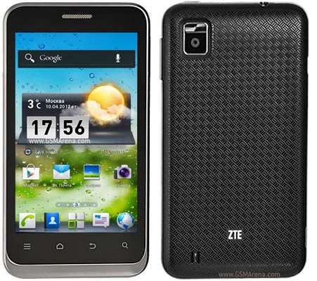 ZTE V880E pictures  official photos